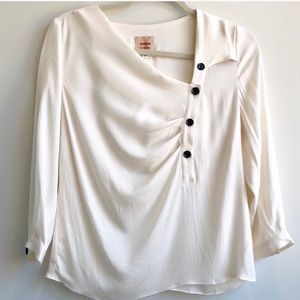Twinkle by Wenlan   NWT Button Blouse